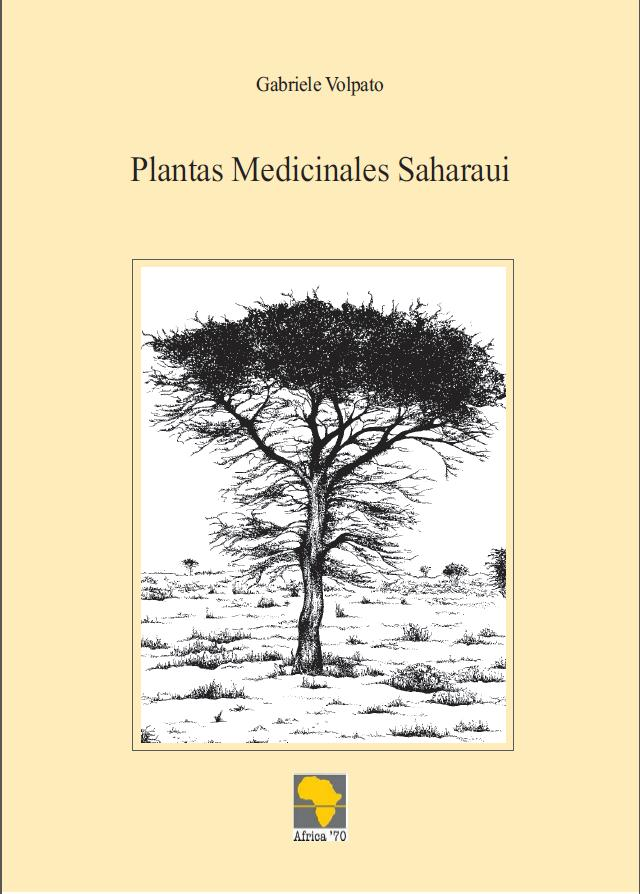 Plantas Medicinales Saharaui_Copertina