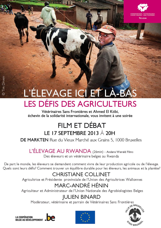 FILM - L'E'LEVAGE AU RWANDA -