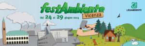 banner FESTAMBIENTE Vicenza 2014