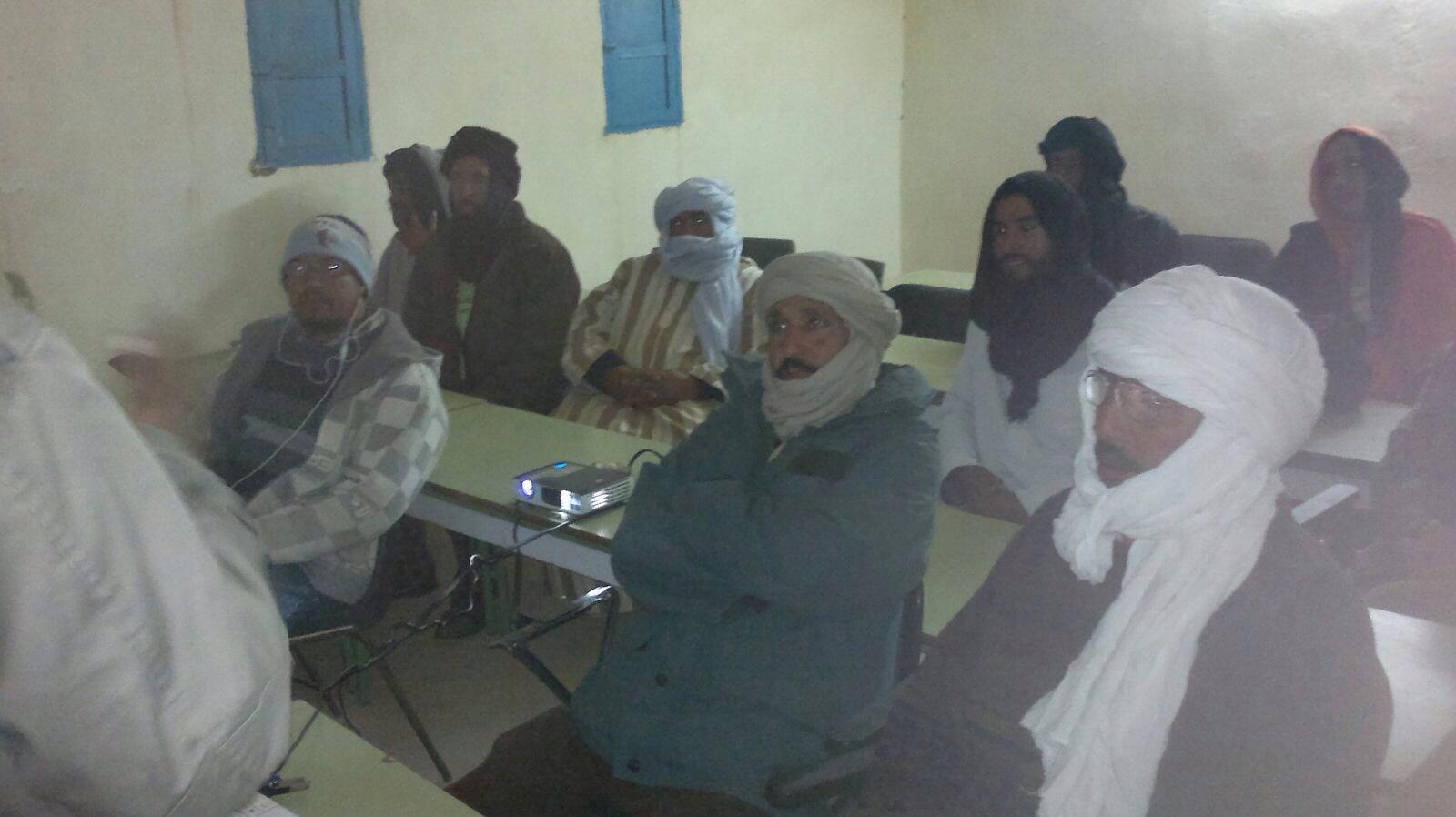 Campi profughi Sahrawi